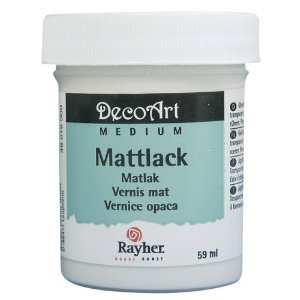 Matt-Lack
