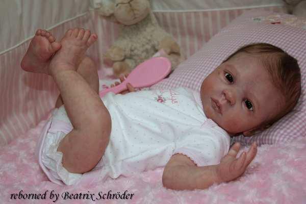 22.6 Ylvie Doll Kit