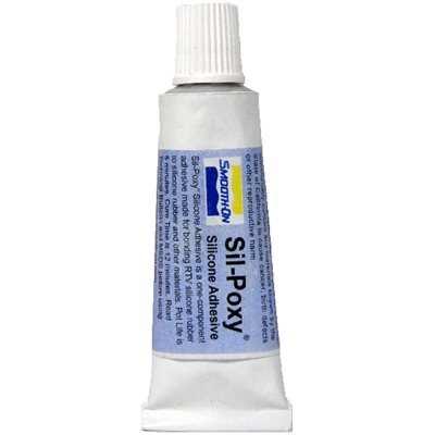 Silpoxy glue for silicone dolls