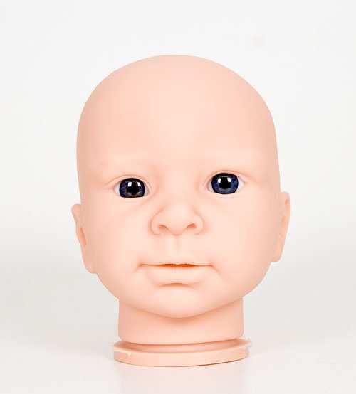 Reborn Kopf Nathalie