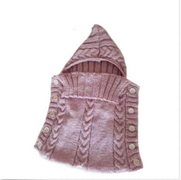 Sac de couchage bébé en tricot