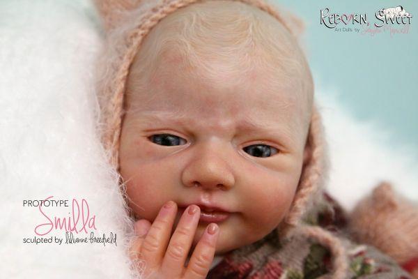 PT36.3 Reborn Kit Smilla