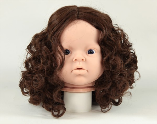 Doll Curly Wig