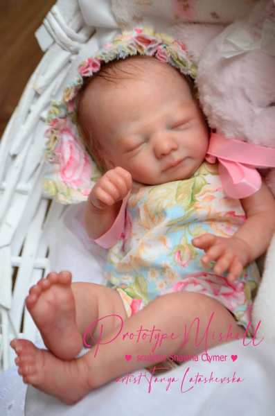 Baby Mishell by Shawna Clymer