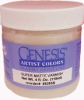 Genesis Super Matte Varnish
