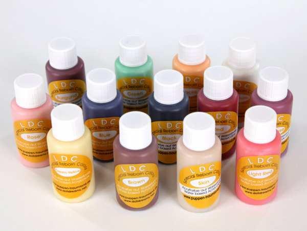 LDC® Spezial Reborn Colors Kleines Set