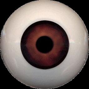 Platinum Softglass Augen