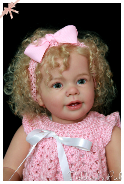 26.7 Reborn Kit Katie-Marie