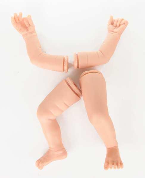 Arme und Beine von Lilianne Breedveld 36