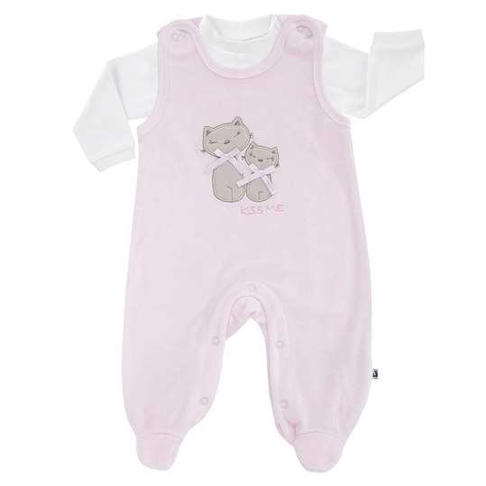 Baby Romper with application and shirt