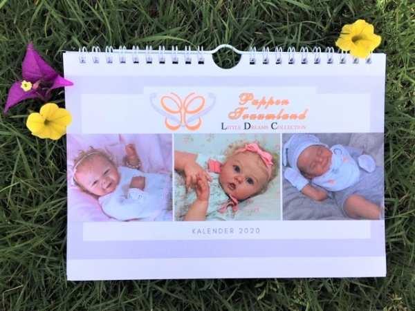 Puppen-Traumland® Kalender 2020