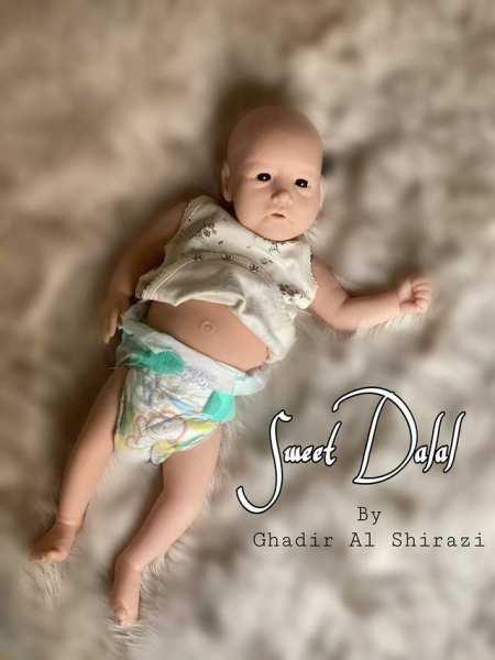 PT50.1 Sweet Dalal von Ghadeer Al Shirazi