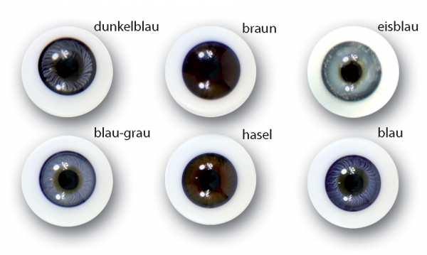 Lauschaer Doll Eyes massively