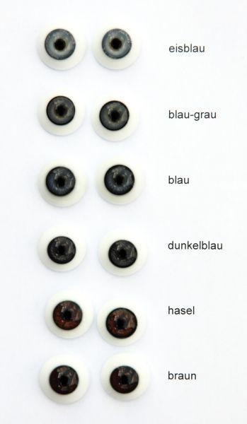 Lauschaer yeux du verre massif