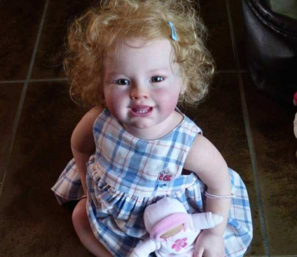 35.1 Tifany Doll Kit