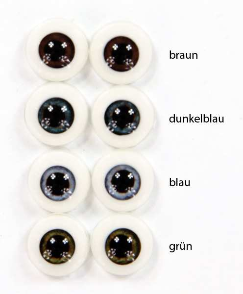 Real Eyes (small size)