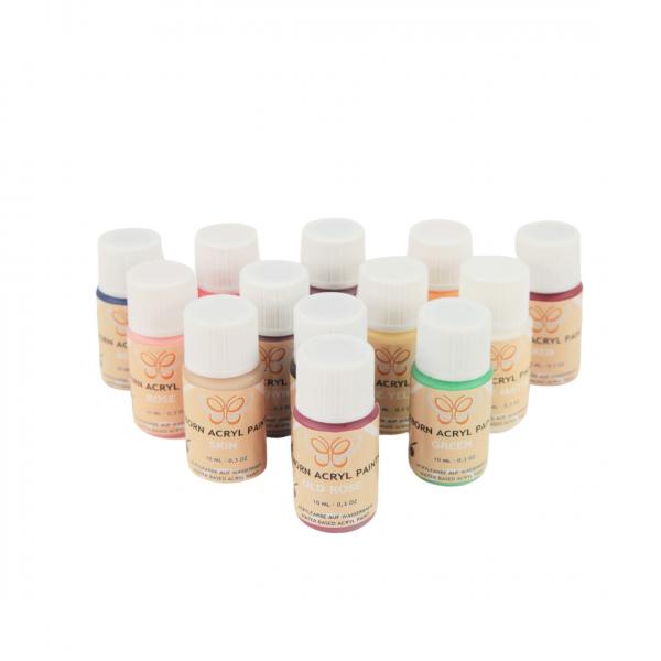 Puppen-Traumland® Reborn Acryl Paints Set