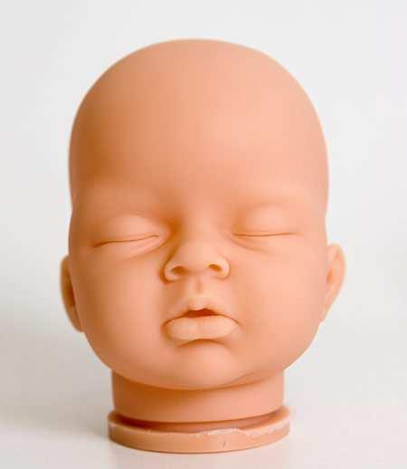 7.1 Ariella Doll Head